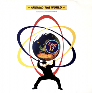 "East 17 - Around The World (12"") (VG+/VG-EX)"